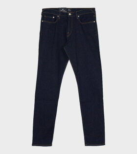 Mens Tapered Fit Jeans Blue
