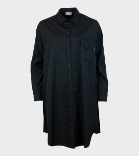 Abito Shirt Dress Black