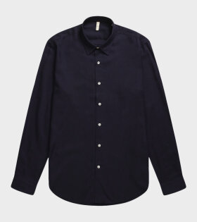 SUNFLOWER - Dan Shirt Navy