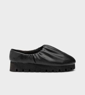 Nawa Camp Shoe Low Black