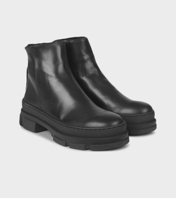 Angulus - Boots Black