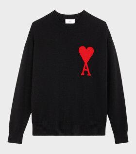 Ami de Coeur Sweater Black