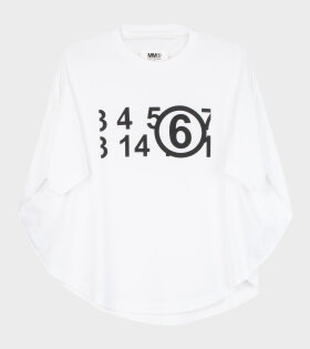 Numbers T-shirt White