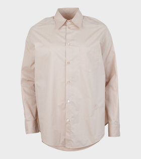 Plain Shirt Beige