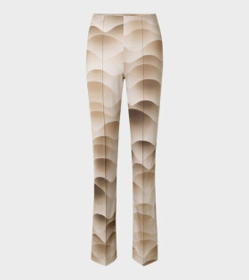 Lissi Pants Chocolate Wave