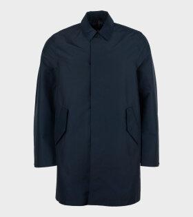 Paul Smith - Mens Mac Jacket Navy