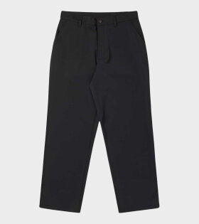 SUNFLOWER - Soft Trousers Black