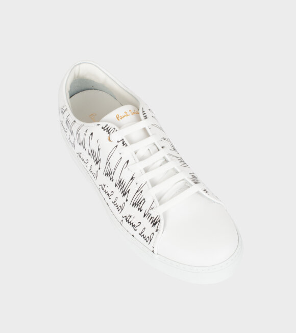 Paul Smith - Basso Sneakers White