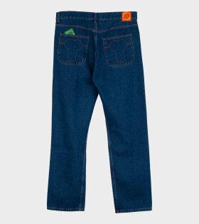 Carne Bollente - Ass Ventura Jeans Blue