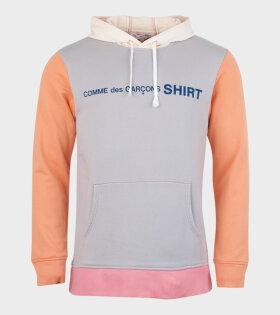 Comme des Garcons Shirt - CDG Hoodie Multicolor