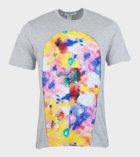 Comme des Garcons Shirt - Space T-shirt Grey