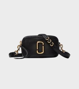 Marc Jacobs - The Softshot 17 Bag Black