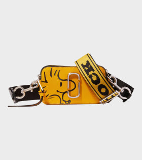 Marc Jacobs - Snapshot Peanuts Bag Yellow