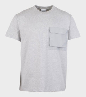 Soulland - Ben T-shirt Grey Melange