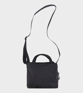 Top Handle Bag Black