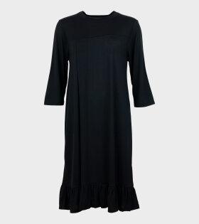 Henrik Vibskov - Bubble Jersey Dress Black
