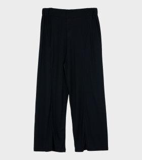 Henrik Vibskov - Towel Jersey Pants Black