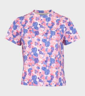 Helmstedt - Berries T-shirt Pink