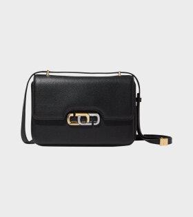 Marc Jacobs - The J Link Shoulder Bag Black