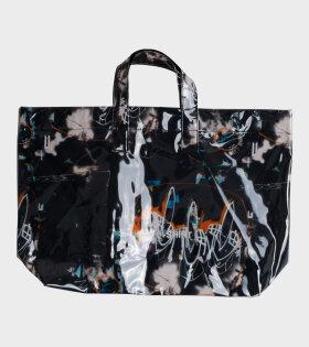 Comme des Garcons Shirt - Electronic Vibes Bag Black