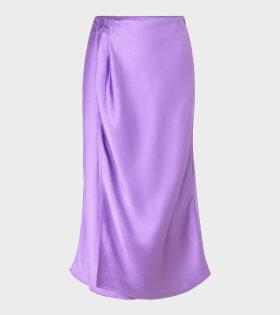 Bladi Skirt Sheen Cady Lilac