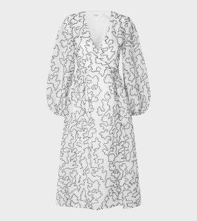 Bernard Birch Dress White