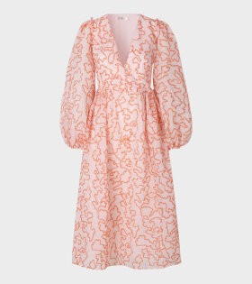 Stine Goya - Bernard Birch Dress Pink