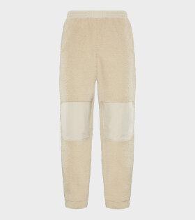 Moncler X 1952 - Pantalone Sportivo Pants Beige