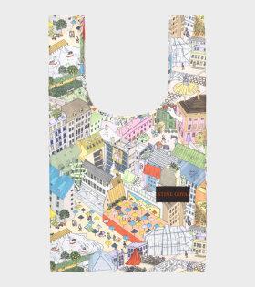 Idunn Shopping Bag City Multi