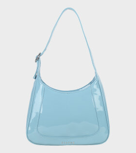 Silfen - Siri Lacquer Shoulder Bag Neptune