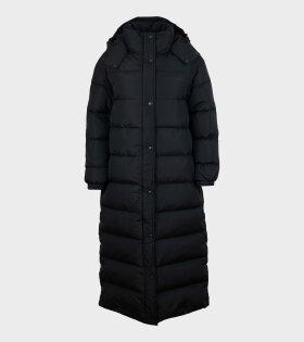 Marimekko - Arnikki Solid Coat Black