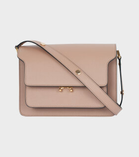 Medium Trunk Bag Beige