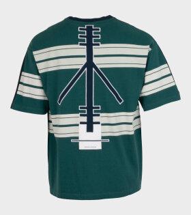 American T-shirt Navy