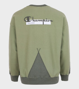 Craig Green Crewneck Sweat Green