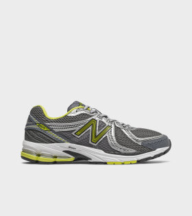 New Balance - ML860XE Grey/Yellow