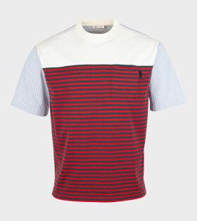 Marni - Pocket Stripe T-shirt Multicolour
