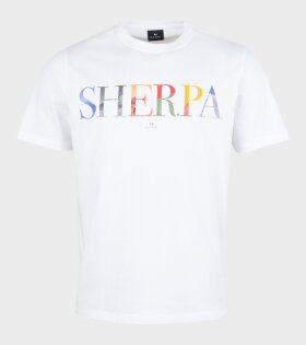 Paul Smith - Sherpa Reg Fit T-shirt White
