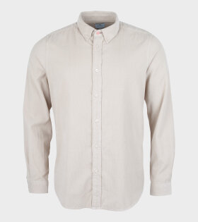 Paul Smith - LS Tailored Fit Shirt Beige