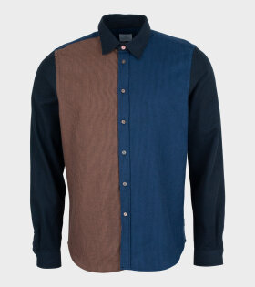 Paul Smith - LS Tailored Fit Shirt Multicolour
