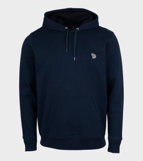 Paul Smith - Zebra Hoodie Navy
