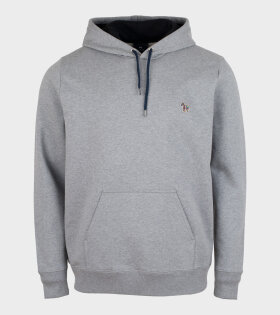 Paul Smith - Zebra Hoodie Grey