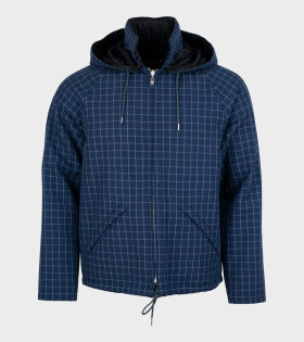 Marni - Checkered Jacket Navy