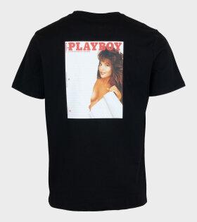 Playboy October T-shirt Black