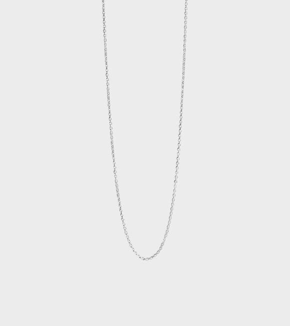 Jane Kønig - Anchor Chain 42cm Silver
