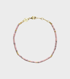 Anni Lu - Sun Stalker Bracelet Apricot Wash