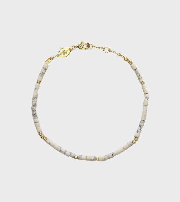Anni Lu - Sun Stalker Bracelet Cream