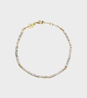 Sun Stalker Bracelet Cream