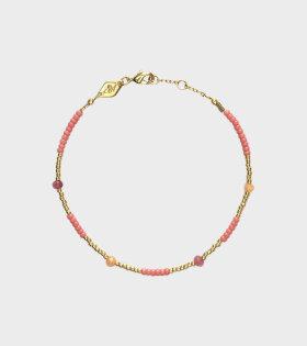 Clemence Bracelet Bubblegum