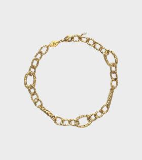 Unchain Me Bracelet Guld