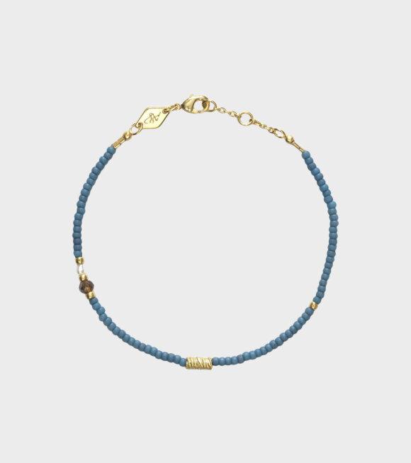 Anni Lu - Wave Chaser Bracelet Blue